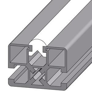 Minitec T Slotted Aluminum Extrusions Modular Aluminum